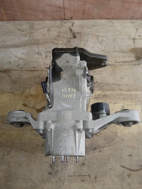Редуктор Toyota Rav4 ACA31 2AZ-FE задний (б/у)