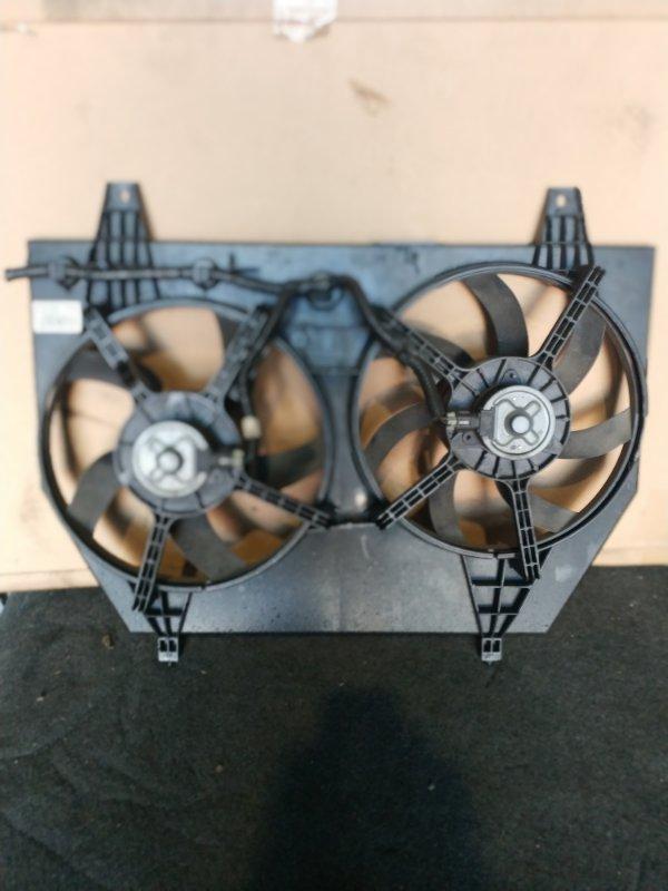 Диффузор радиатора Nissan Serena C25 (б/у)
