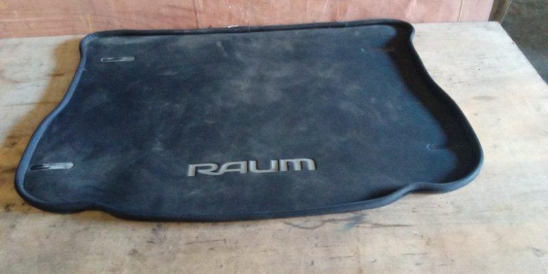 Коврик багажника Toyota Raum NCZ20 задний (б/у)