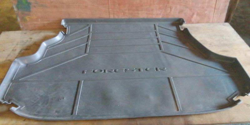 Коврик багажника Subaru Forester SG5 задний (б/у)