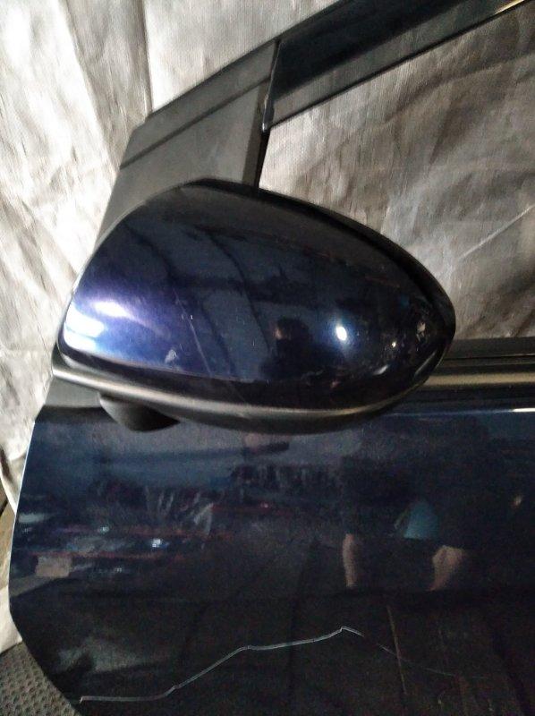 Зеркало Mazda Demio DE3FS переднее левое (б/у)