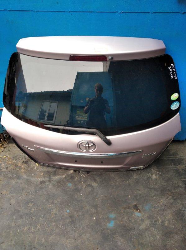 Дверь 5-я Toyota Vitz NSP130 (б/у)