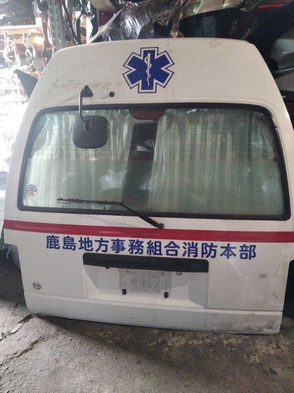 Дверь 5-я Nissan Caravan CWMGE24 (б/у)