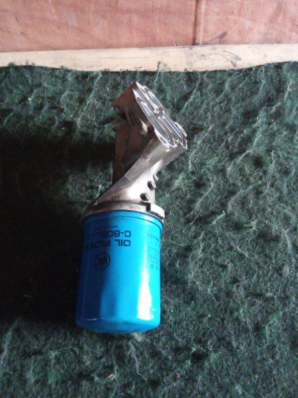 Крепление масляного фильтра Honda Inspire UC1 J30A (б/у)