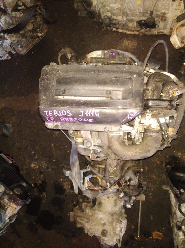 Двигатель Daihatsu Terios J111G EFDET (б/у)