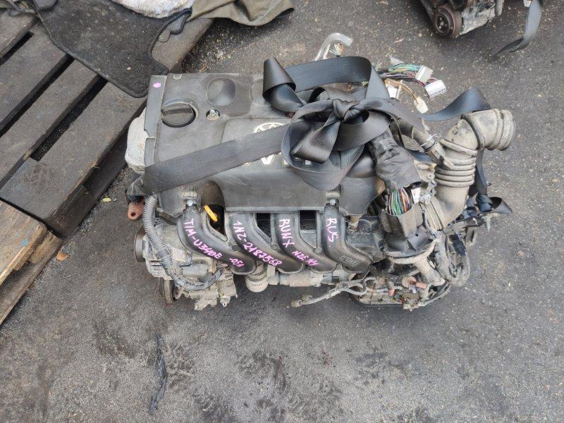 Двигатель Toyota Runx NZE121 1NZFE (б/у)
