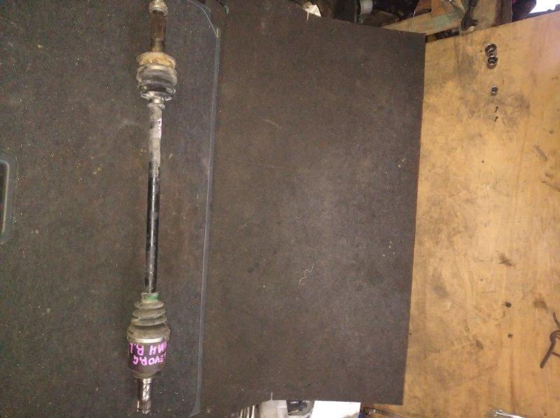Привод Subaru Levorg VM4 FB16 задний левый (б/у)