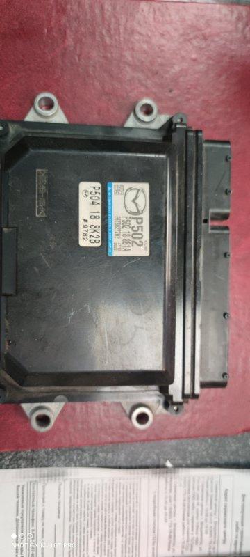 Блок efi Mazda Axela BM5FS P5 (б/у)