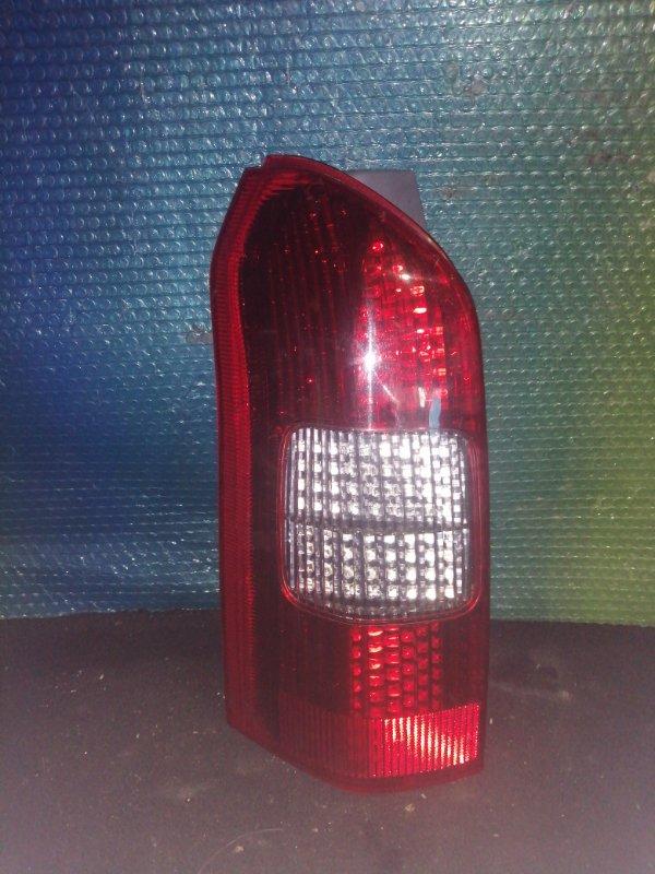 Стоп-сигнал Toyota Probox NCP55 задний левый (б/у)