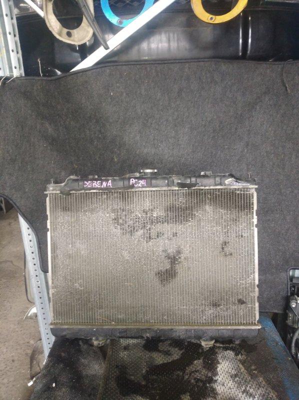 Радиатор охлаждения Nissan Serena PC24 SR20DE (б/у)