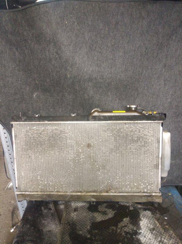 Радиатор охлаждения Subaru Levorg VM4 FB16 (б/у)