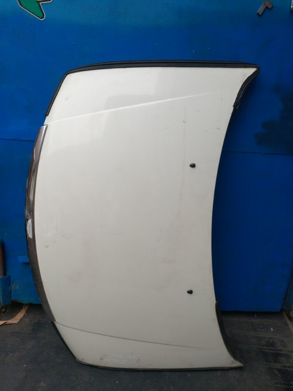 Капот Nissan Presage HU30 (б/у)
