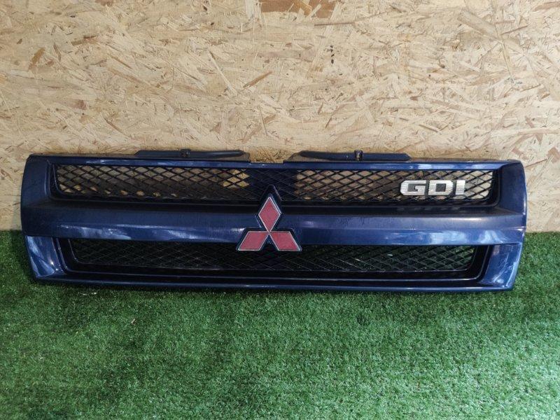 Решетка радиатора Mitsubishi Pajero Io H66W (б/у)