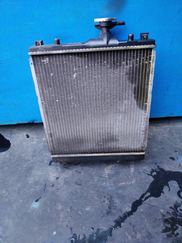 Радиатор охлаждения Suzuki Swift HT51S M13A (б/у)