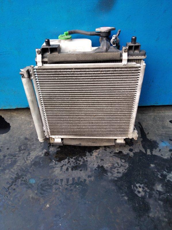 Радиатор охлаждения Suzuki Alto HA35S R06A (б/у)