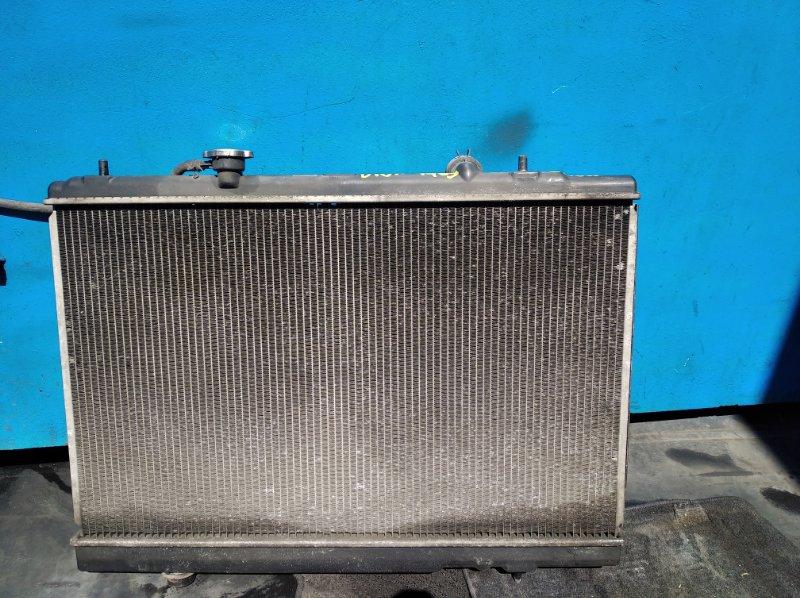 Радиатор охлаждения Mitsubishi Dion CR6W 4G93 (б/у)