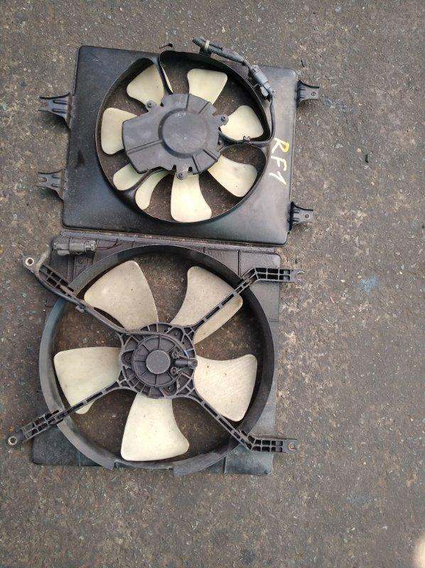 Диффузор радиатора Honda Stepwagon RF1 B20B (б/у)