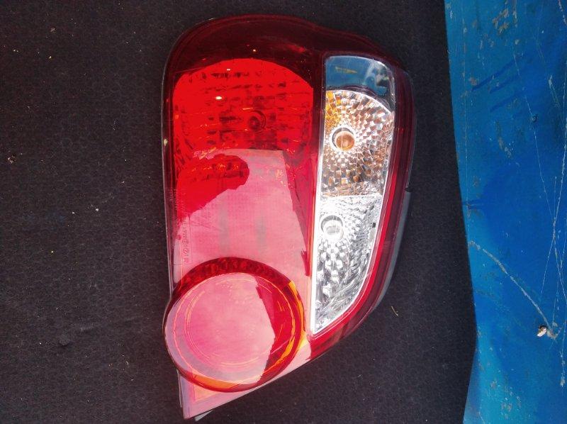 Стоп-сигнал Subaru Impreza Wrx GDA задний левый (б/у)