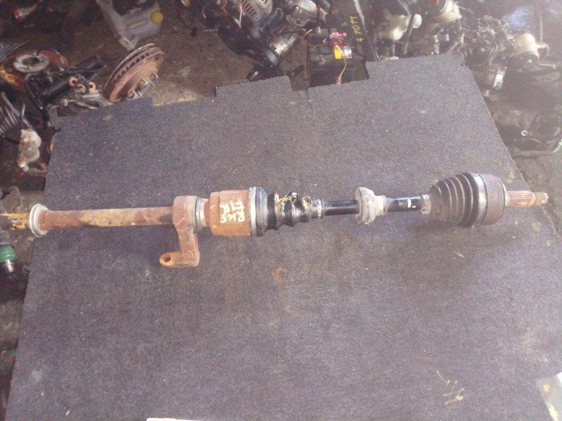 Привод Honda Stream RK5 K20B передний правый (б/у)