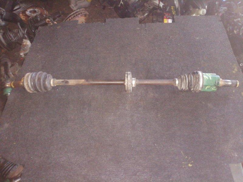 Привод Mazda Demio DW3W B3 передний правый (б/у)