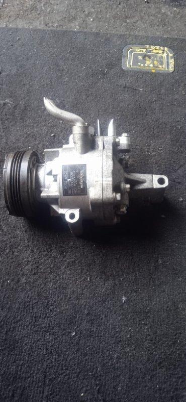 Компрессор кондиционера Suzuki Swift ZC72S K12B (б/у)
