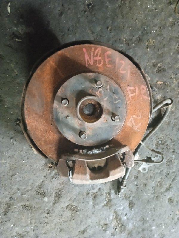 Ступица Toyota Corolla Spacio NZE121 1NZFE передняя правая (б/у)