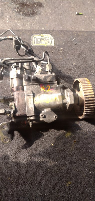 Тнвд Mazda Bongo SK22M R2 (б/у)