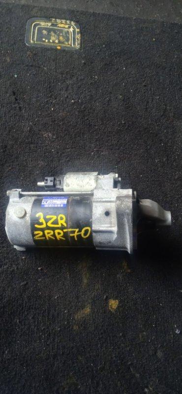 Стартер Toyota Voxy ZRR70 3ZR (б/у)