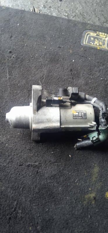 Стартер Honda Stepwagon RK5 R20A (б/у)
