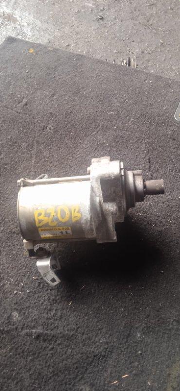 Стартер Honda Stepwagon RF1 B20B (б/у)