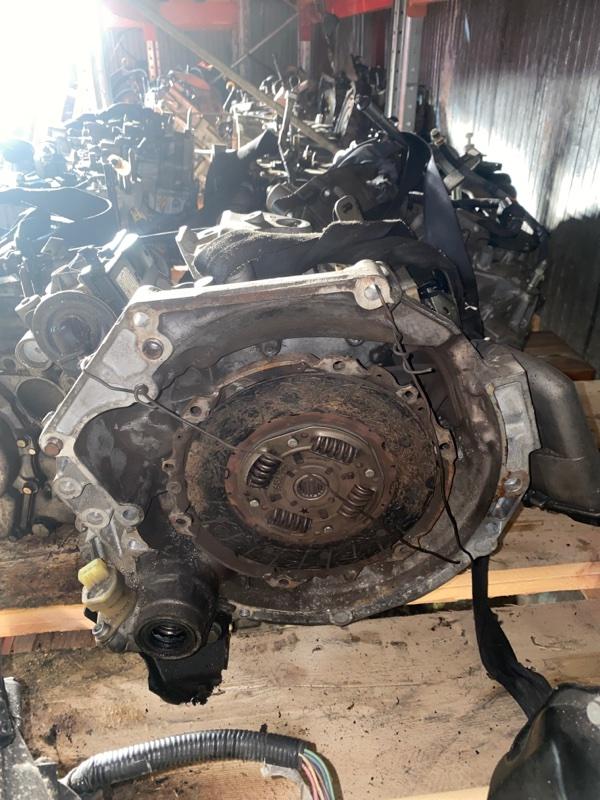 Акпп Peugeot 1007 VF3KMNFUC20078717 TU5JP4 (б/у)