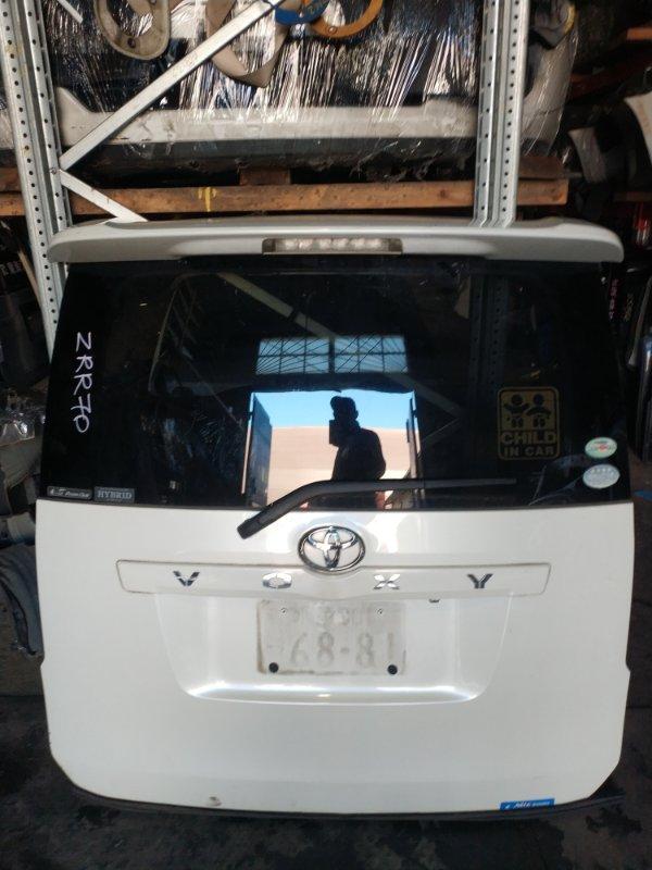 Дверь 5-я Toyota Voxy ZRR70 (б/у)