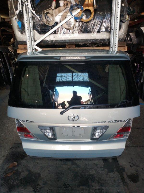 Дверь 5-я Toyota Alphard ATH10 (б/у)