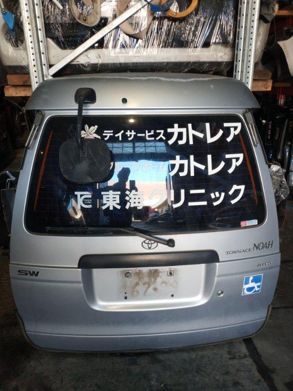 Дверь 5-я Toyota Town Ace Noah KR42 (б/у)