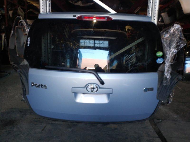 Дверь 5-я Toyota Porte NCP141 (б/у)