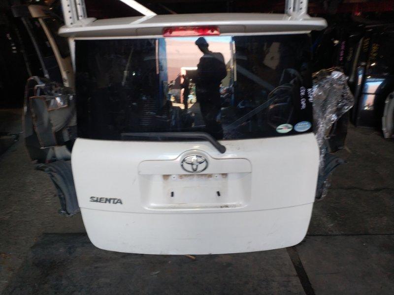 Дверь 5-я Toyota Sienta NCP81 (б/у)