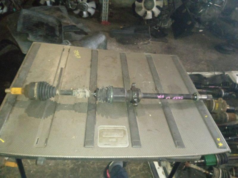 Привод Mazda Axela BKEP LF передний правый (б/у)