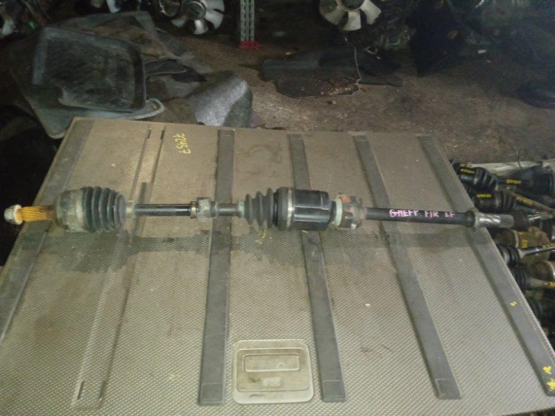Привод Mazda Atenza GHEFW LF передний правый (б/у)