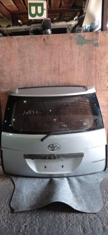 Дверь 5-я Toyota Isis ANM10 задняя (б/у)