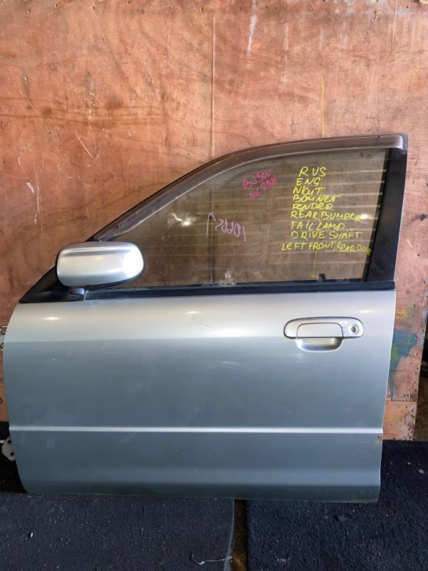 Дверь Mazda Familia BJ5W передняя левая (б/у)
