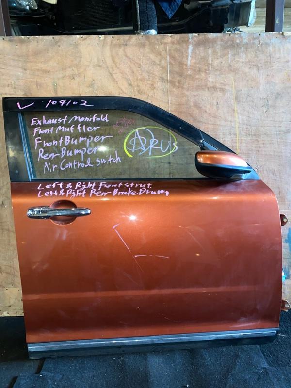 Дверь Mazda Verisa DC5W передняя правая (б/у)