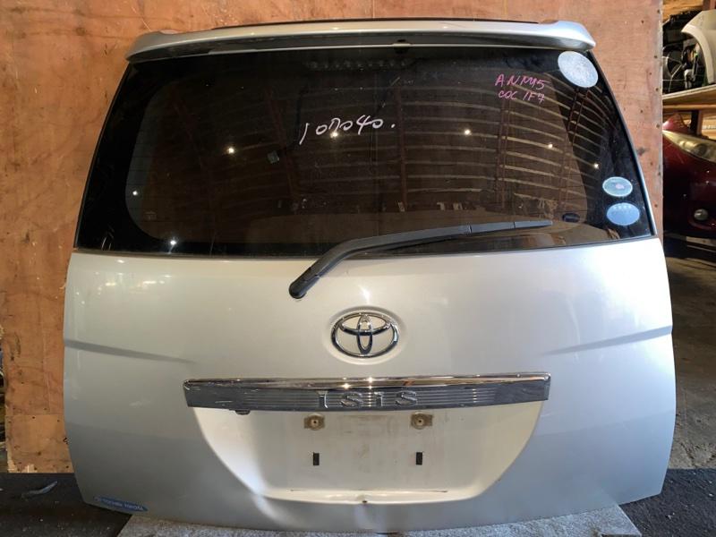 Дверь 5-я Toyota Isis ANM15 (б/у)
