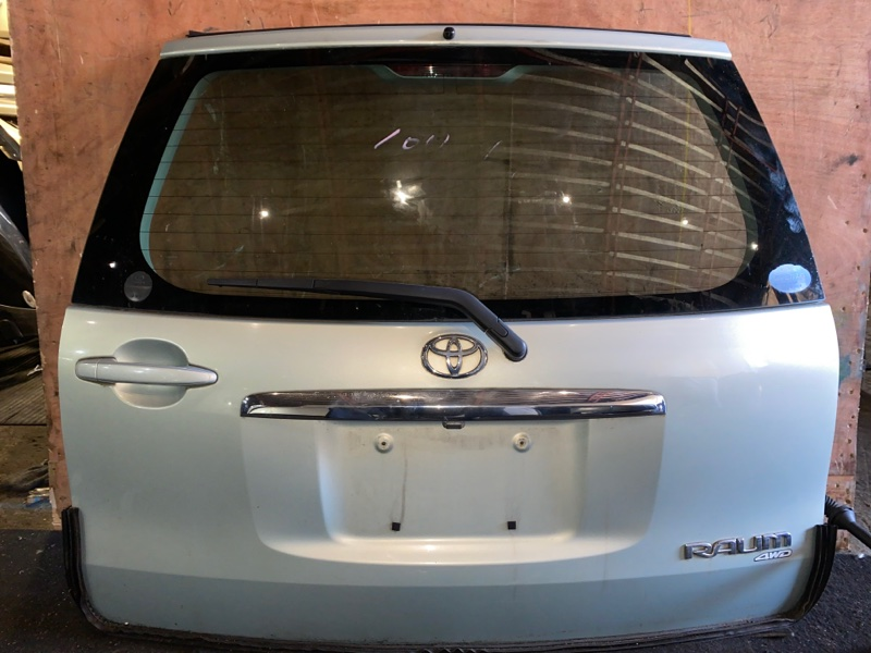 Дверь 5-я Toyota Raum NCZ20 (б/у)