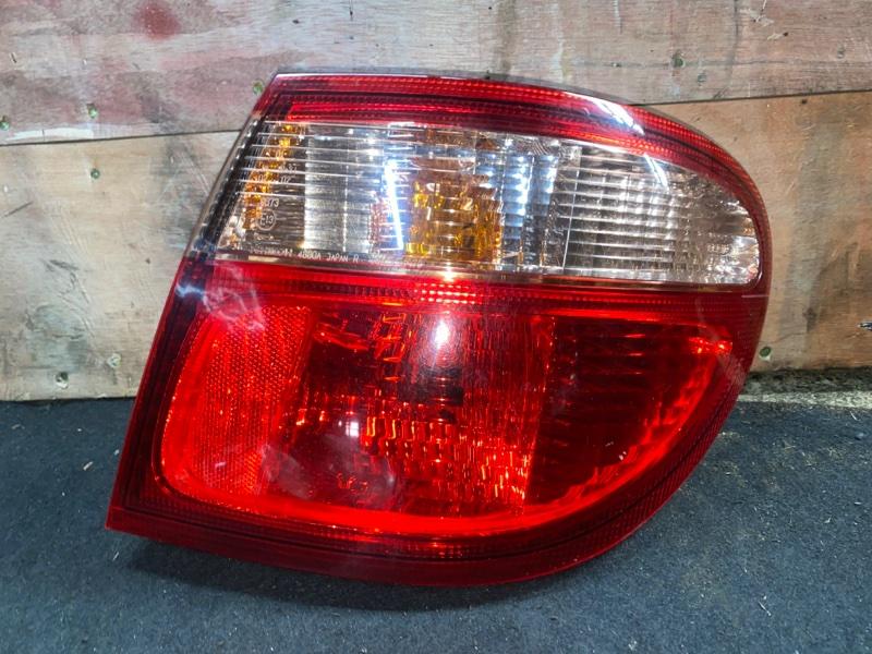 Стоп-сигнал Nissan Bluebird Sylphy FG10 задний правый (б/у)