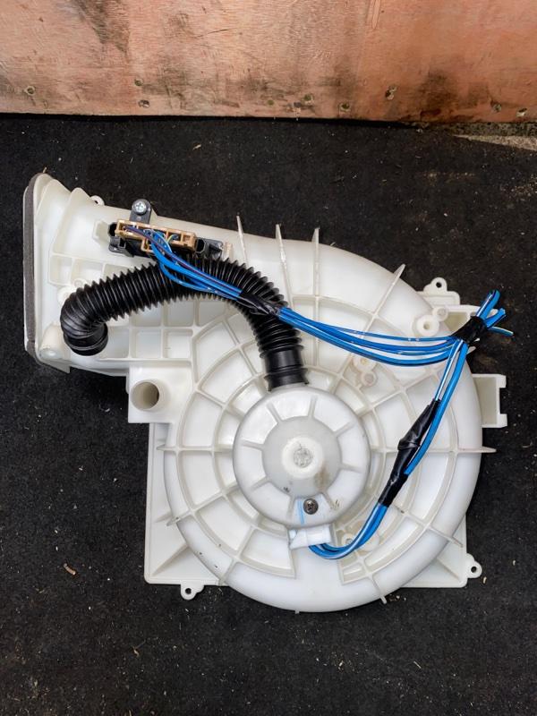 Мотор печки Nissan Bluebird Sylphy FG10 (б/у)