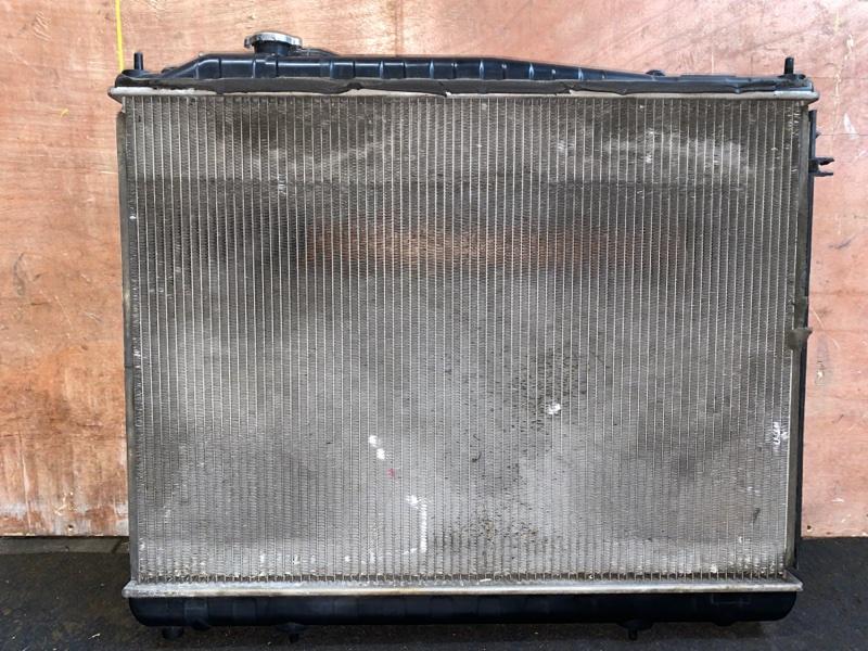 Радиатор охлаждения Nissan Terrano LR50 VG33 (б/у)