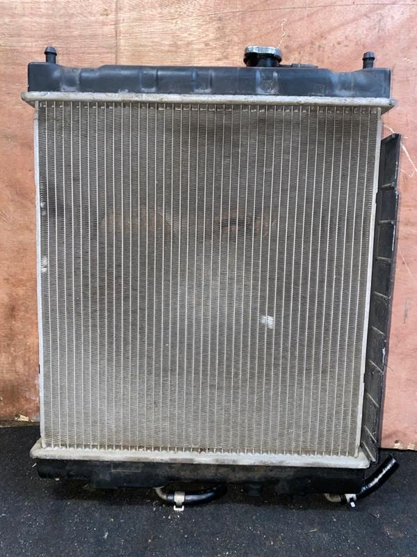 Радиатор охлаждения Nissan March K11 CG10 (б/у)