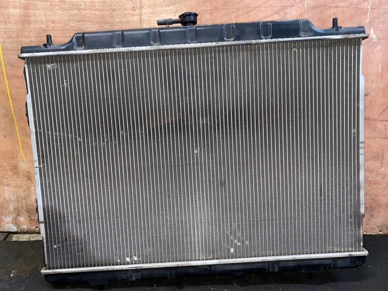 Радиатор охлаждения Nissan Serena C26 MR20 (б/у)