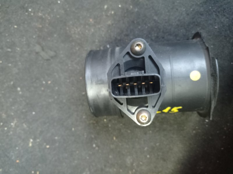 Датчик расхода воздуха Nissan Bluebird Sylphy QG10 QG15DE (б/у)