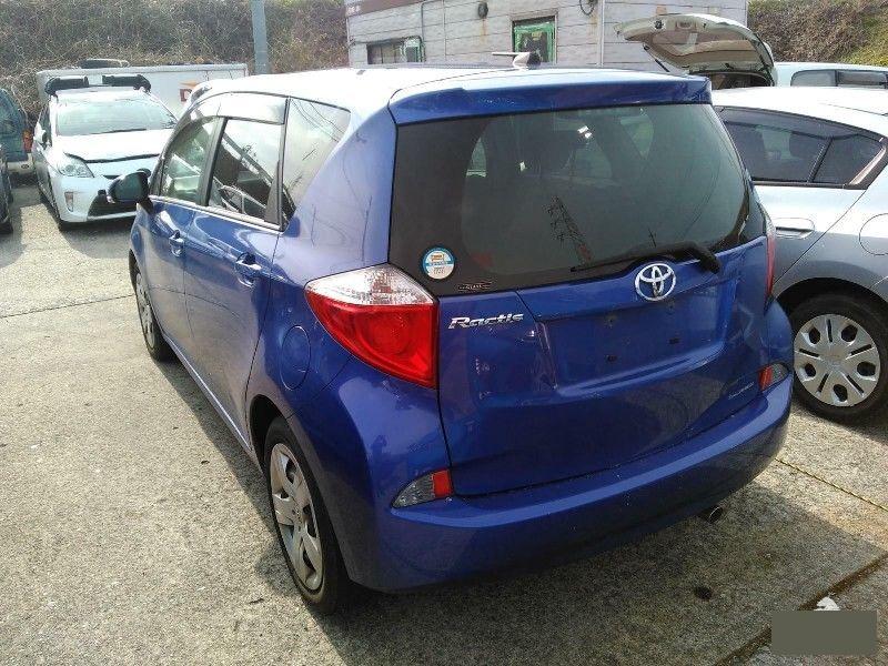Стоп-сигнал Toyota Ractis NCP120 левый (б/у)